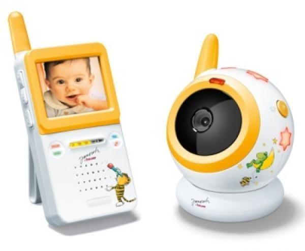 beurer jby100 baby video monitor. Black Bedroom Furniture Sets. Home Design Ideas