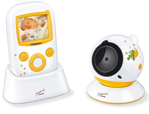 beurer jby 103 video baby monitor. Black Bedroom Furniture Sets. Home Design Ideas