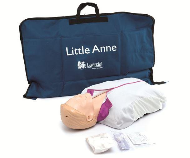 Laerdal Little Anne Cpr Manikin