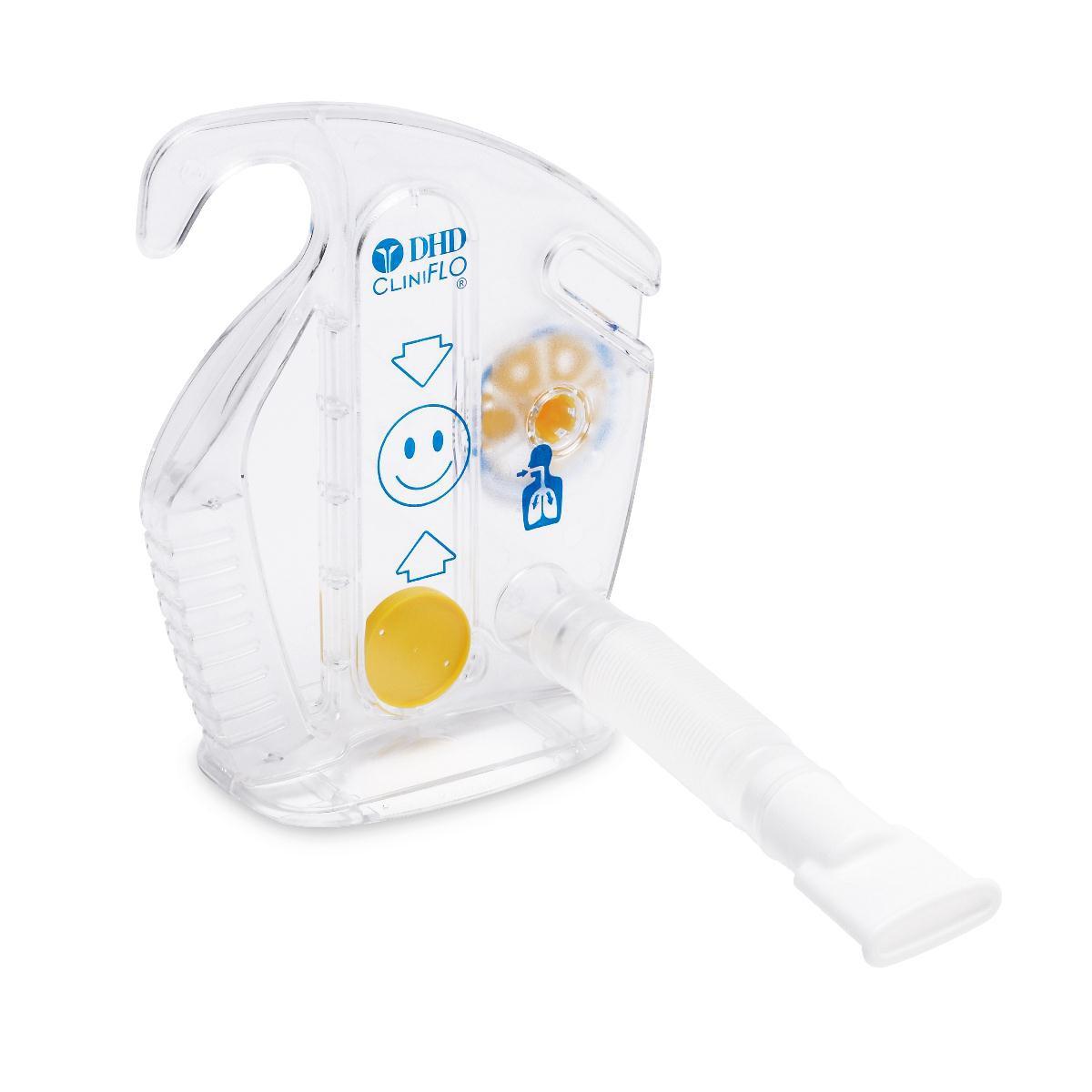 Dhd Cliniflo Flow Breathing Exerciser