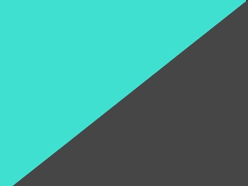 6171 Turquoise with smoke finish
