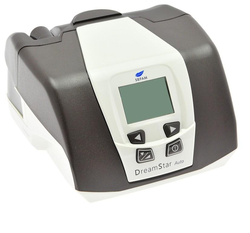 DreamStar Auto CPAP