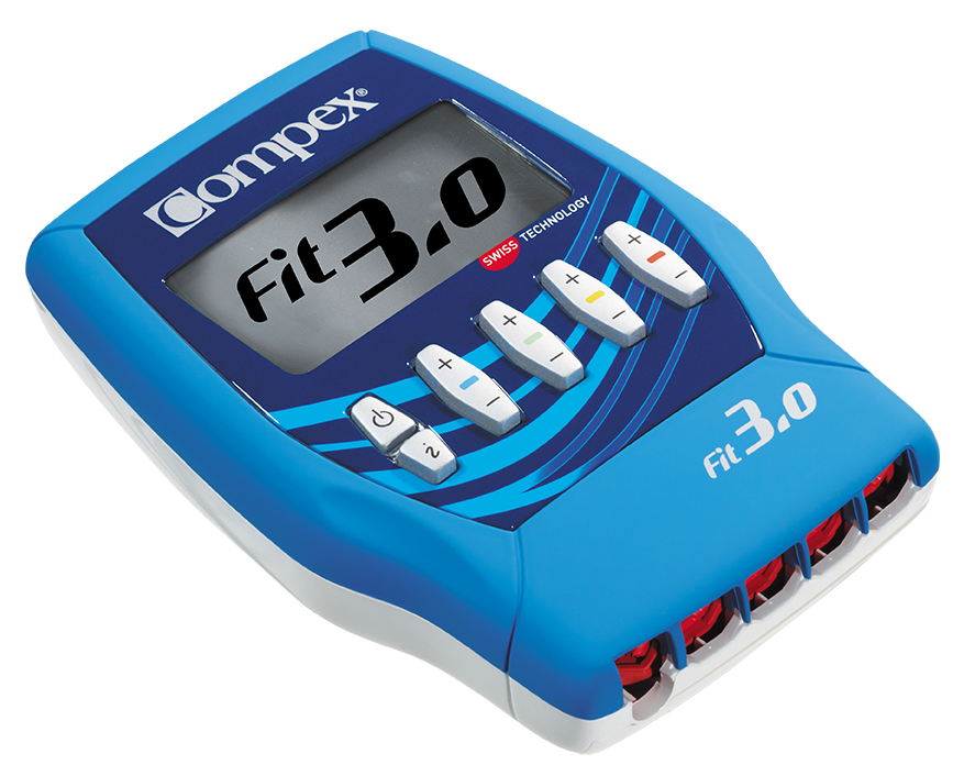 Compex fit 3 0 manually