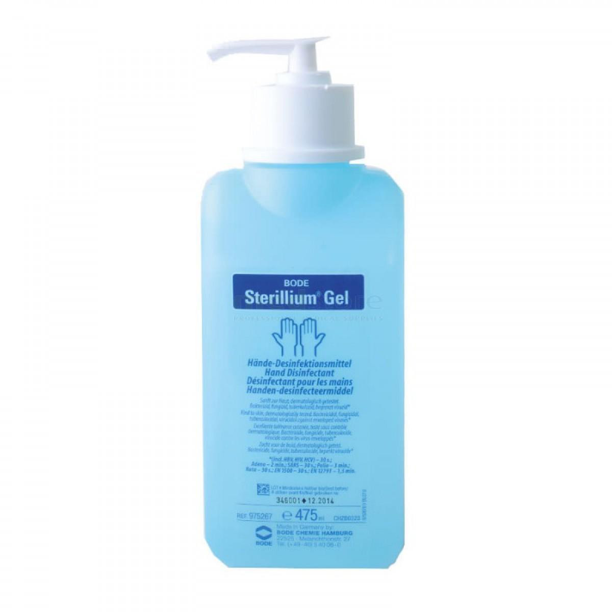 Sterillium Gel hand disinfectant
