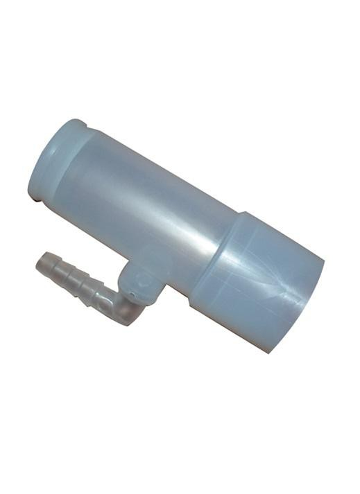 Oxygen adapter for cpap and bipap therapy